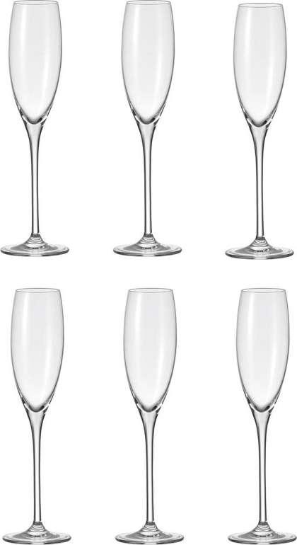 Leonardo Cheers Sekt-Gläser im 6er Set je 220 ml (081435) für 12,78€ inkl. Prime Versand (statt 33€)