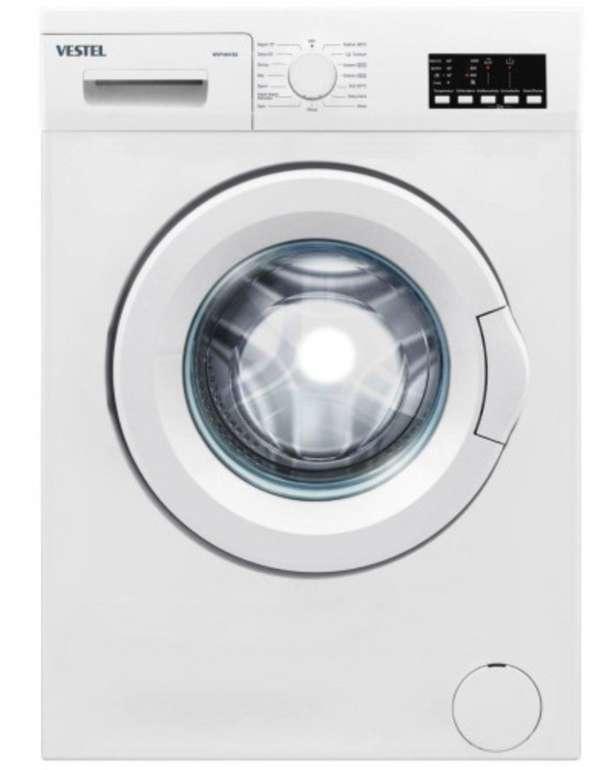 Vestel WVF4401B3 Waschvollautomat mit 6 kg Fassungsvermögen und 1000 U/Min. für 218€ inkl. Versand