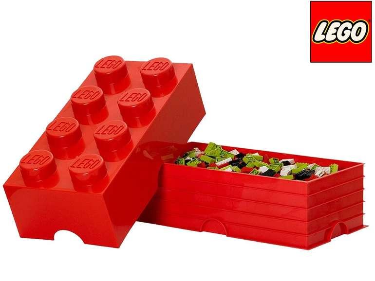 Lego Aufbewahrungsstein, 8 Noppen, 12L für 25,90€ inkl. Versand (statt 30€)