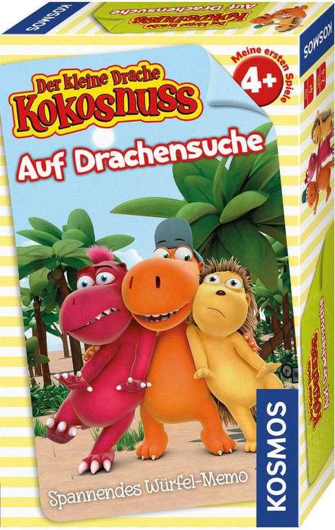 Kosmos Der kleine Drache Kokosnuss - Auf Drachensuche (71144) für 4,29€ inkl. Versand (statt 8€) - Thalia Club!