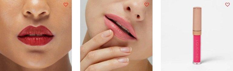 BH-Cosmetics Lippenstifte 2