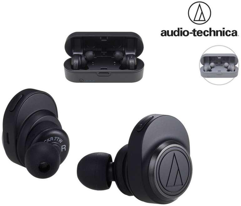 Audio Technica ATH-CKR7TW In-Ears (11mm Treiber, 6h Akku, 15h mit Box) für 75,90€ inkl. Versand (statt 165€)