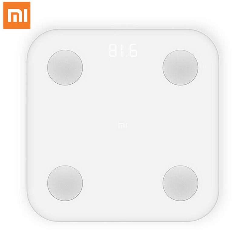 Xiaomi Mi Smart Scale Waage für 9,90€ inkl. Versand (statt 25€)