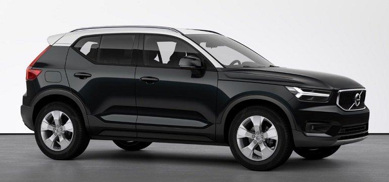 Volvo XC 40 T4 Momentum Pro mit 190PS für 193,36€ Netto mtl. im Gewerbeleasing - LF: 0.49