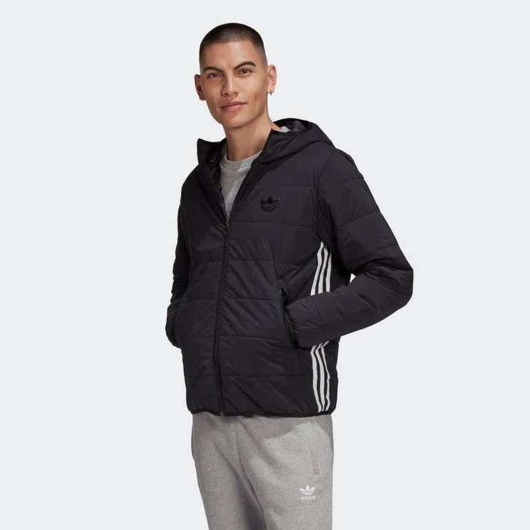 Adidas Originals Lightweight Zip-Through Padded Trefoil Herren Jacke ab 44,08€ inkl. Versand (statt 77€)