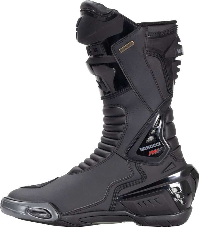 Vanucci RV5 Sympatex Motorrad Stiefel für 154,98€ inkl. Versand (statt 240€)
