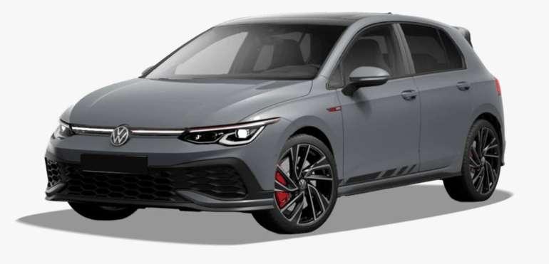 Gewerbe Leasing: Volkswagen VW Golf GTI Clubsport 2,0 mit 300PS für 145€ netto mtl. (LF: 0,40)