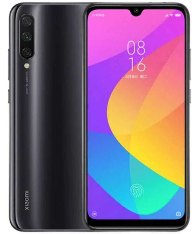 """Xiaomi Mi A3 - 6,08"""" Smartphone mit 128GB Speicher für 143,62€"""