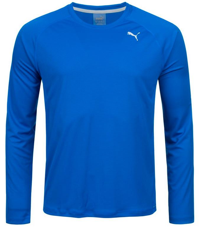 Puma Long Sleeve Core Running Shirt für 11,99€ inkl. Versand (statt 20€)