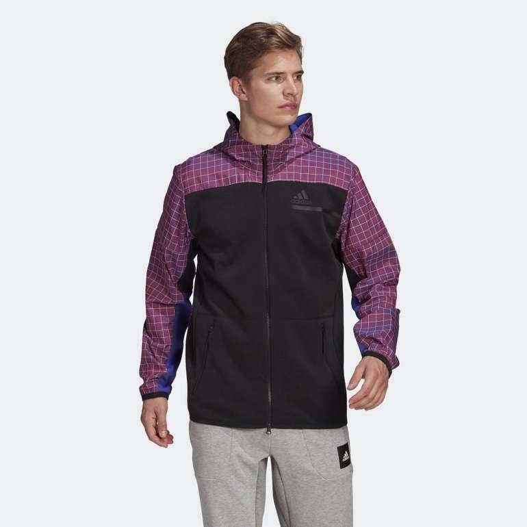 Adidas Sportswear Primeblue Z.N.E. Herren Hoodie für 54,60€ inkl. Versand (statt 79€)
