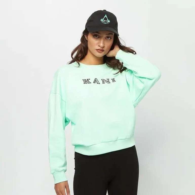 Karl Kani Retro Crew mint Sweatshirts für 23,70€ inkl. Versand (statt 40€)
