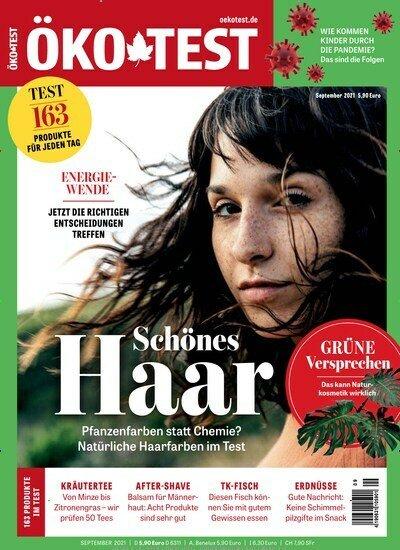 Öko-Test Jahresabo (12 Ausgaben) für 63,60€ + z.B. 55€ Amazon.de Gutschein