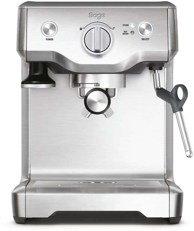 Sage Duo-Temp Pro Siebträger-Espressomaschine für 242,10€ inkl. Versand (statt 299€)