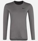 Nike Herren Sport-Shirt bzw. Longsleeve in dunkelgrau für 13,52€ inkl. Versand