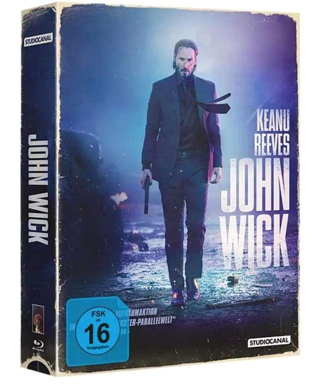 John Wick – Exklusive Tape Edition (Blu-ray) für 9,74€ inkl. Versand (statt 27€)