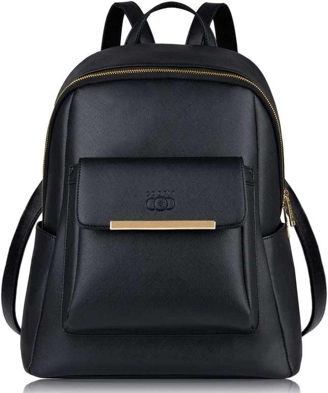Coofit Damen Rucksack in schwarz für 15,45€ inkl. Prime VSK (statt 31€)