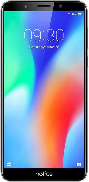 Media Markt im Smartphone Fieber, z.B. TP-Link Neffos C9 grau für 62,10€ inkl. Versand (statt 104€)