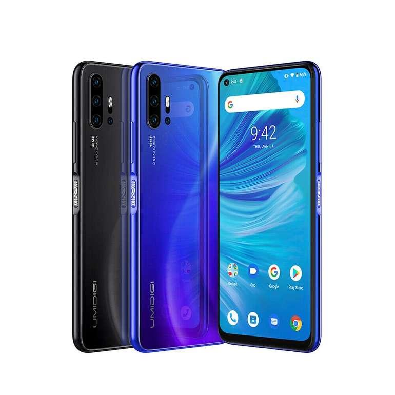 "Umidigi F2 - 6,53"" Smartphone (FHD+, 6GB RAM, 128 GB Speicher) für 139,28€ inkl. Versand (statt 190€)"