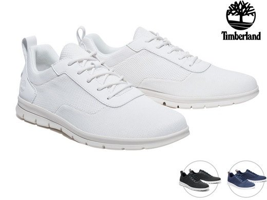 Timberland Graydon Knit OX Sneaker in drei Farben für je 50,90€ inkl. Versand (statt 67€)