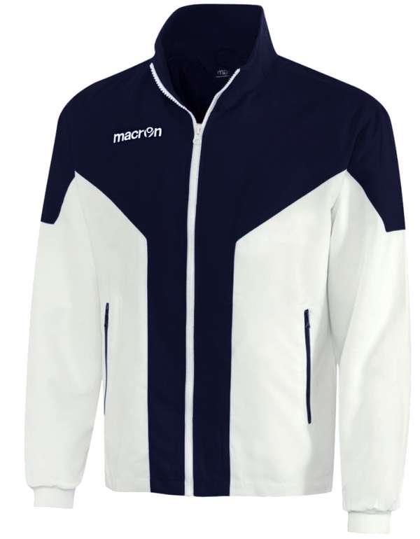 macron Tanatos Full Zip Mikrofaser Trainingsjacke für 16,94€ inkl. Versand (statt 25€)