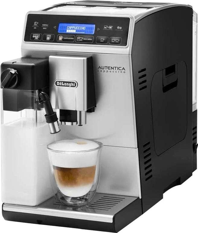 DeLonghi Autentica Cappuccino (ETAM 29.660.SB) - Kaffee-Vollautomat für 399€ inkl. Versand (statt 466€)