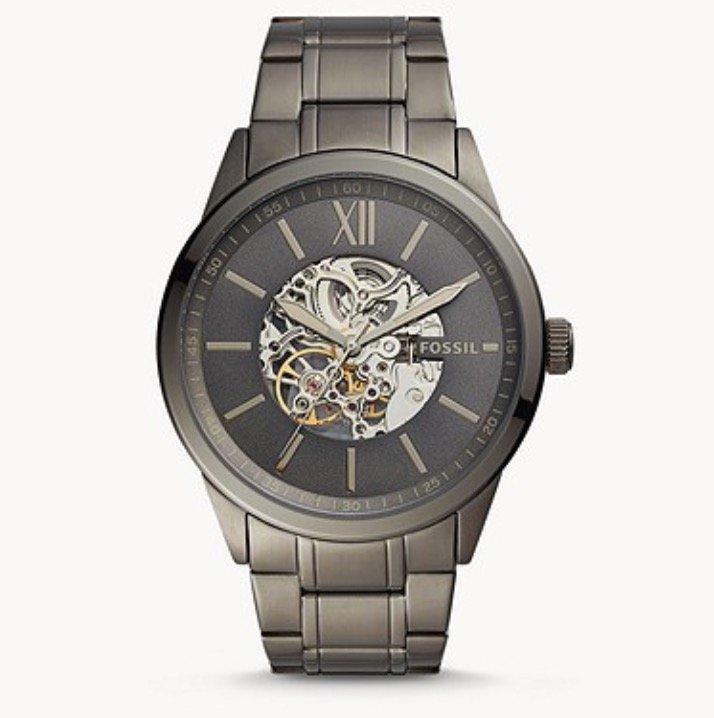 "Fossil BQ2384 Herren Automatik Armbanduhr ""Flynn"" für 112,80€ inkl. Versand (statt 167€)"