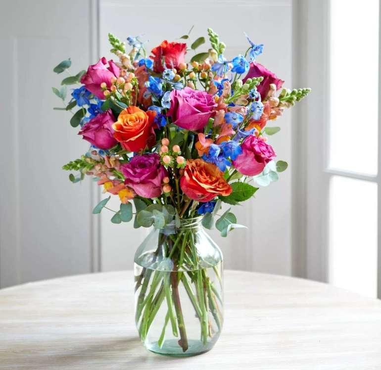15% Rabatt auf Blumen bei Bloom & Wild – z.B. Handgebundener Escada Blumenstrauß für 40,80€ (statt 48€)