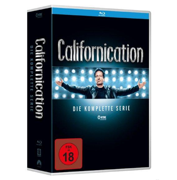 Californication - die komplette Serie auf Blu-ray nur 34€ - nur mit Masterpass