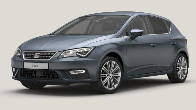 Seat Leon 1.5 TSI Xcellence mit 131PS im Leasing für Privatkunden für 148,99€ mtl. (LF: 0,55€)
