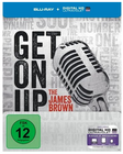 Get on Up - Limited Steelbook [Blu-ray] für 6,79€ (statt 12€) - Saturn Card!