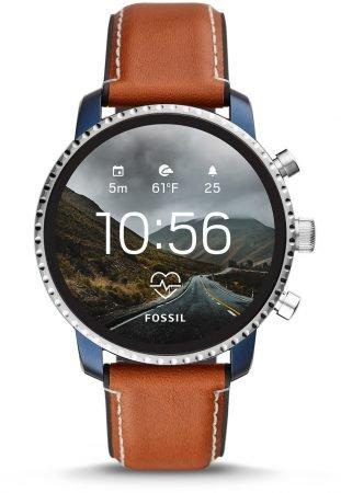 Fossil Q Smartwatch Herrenuhr (FTW4016) für 119,20€ inkl. Versand (statt 149€)