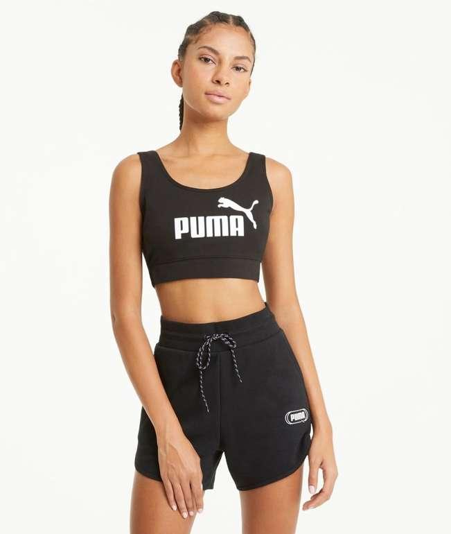 Puma Essentials Damen BH-Top in 2 Farben für je 13,46€ inkl. Versand (statt 17€)