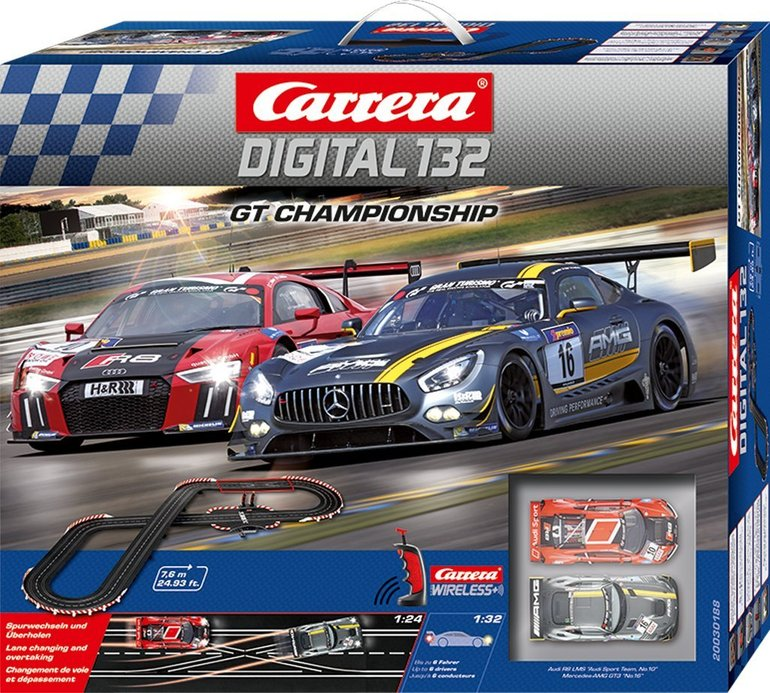 Carrera Digital 132 GT Championship für 199€ inkl. Versand