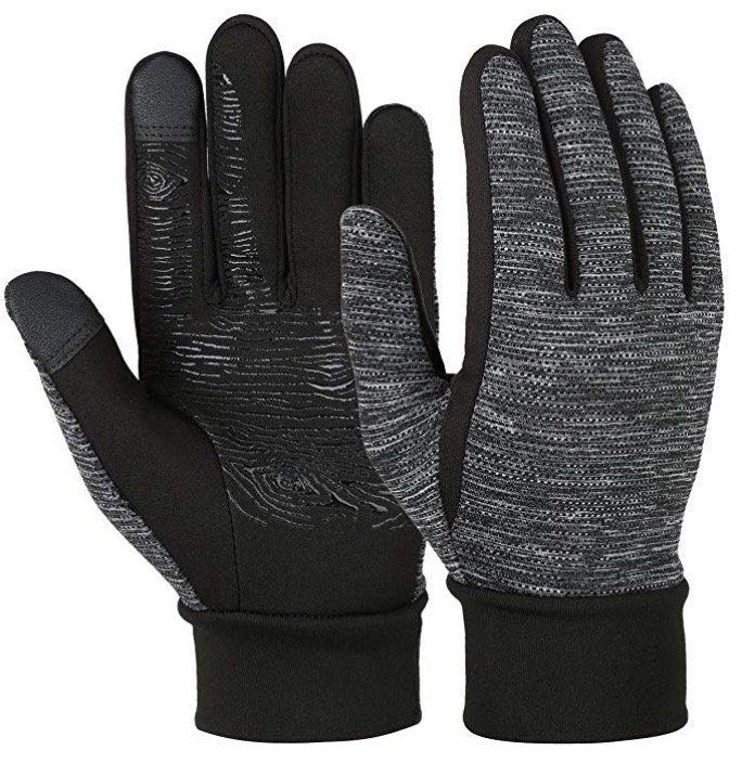 Vbiger Touchscreen Vollfinger Winter-Handschuhe für 4,90€ (statt 14€) - Prime!