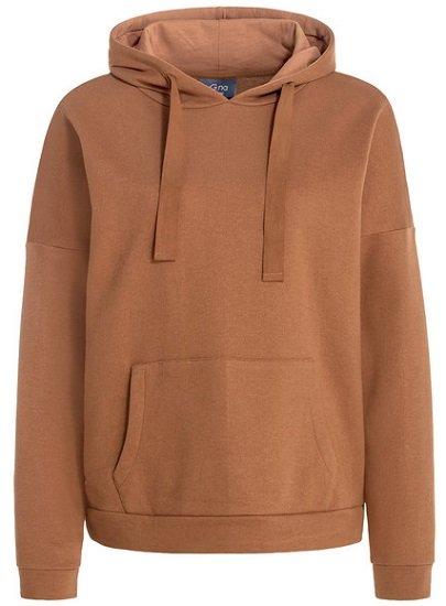 Ernsting's Family Gina Damen Sweatshirt mit Kängurutasche ab 20,79€ (statt 26€)