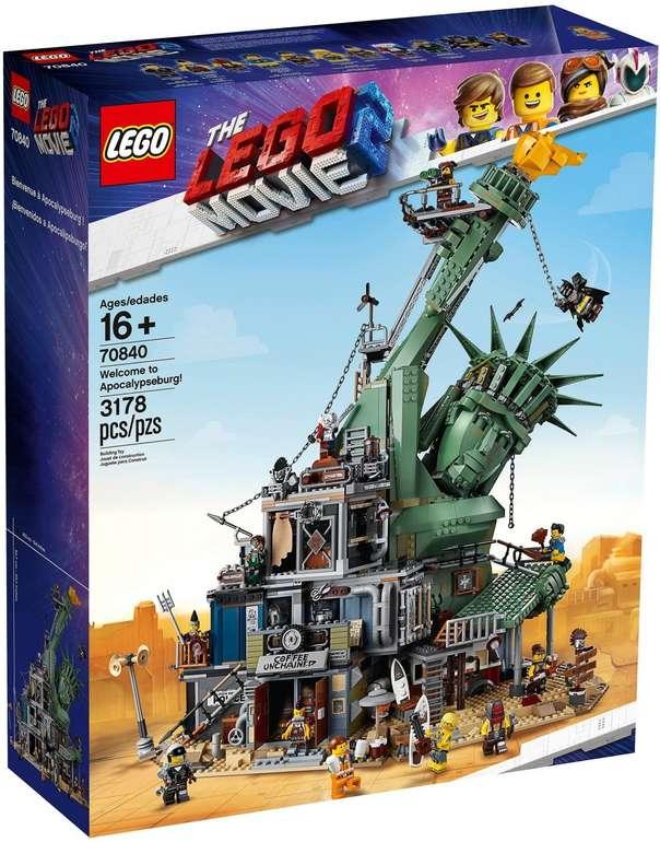 Lego 70840 The Movie 2  - Willkommen in Apokalypstadt! für 234,94€ inkl. VSK