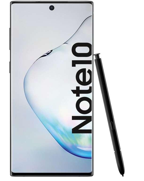 Samsung Galaxy Note 10 (+ 4,95€) inkl. Telekom green Allnet-Flat mit 10GB LTE für 26,99€ mtl.