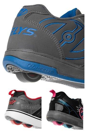 Heelys Kinder Schuhe mit Rollen für je nur 22,22€ zzgl. VSK (statt 31€)
