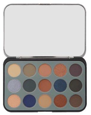 BH Cosmetics Lidschattenpalette Glam Reflection Smoke mit 15 Farben für 14,90€ inkl. VSK (statt 19€)
