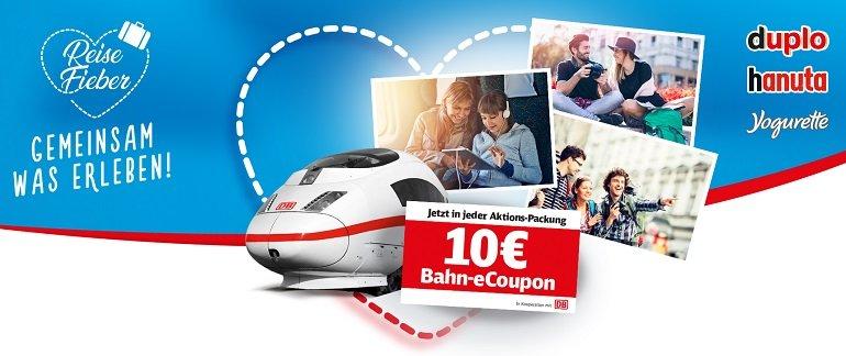 Deutsche Bahn Ferrero Rabatt