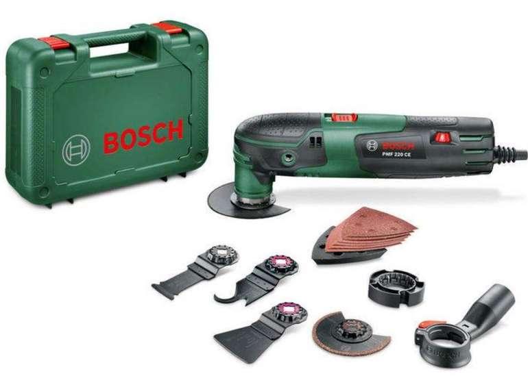 25% Rabatt auf alle Bosch Heimwerkermaschinen bei XXXLutz - z.B. Bosch PMF 220 CE Multifunktionswerkzeug für 93,87€ (statt 116€)