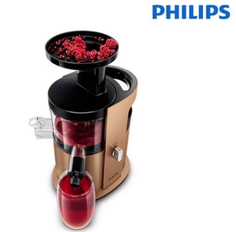 """Philips Entsafter """"HR1882/31"""" (Slowjuicer, 200 W) für 148,90€ (statt 217€)"""