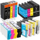 XXL Tintenpatronen Sets für HP, Brother, Epson und Canon je nur 19,99€