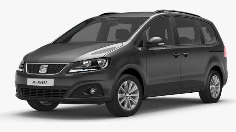 Seat Alhambra Style Leasing