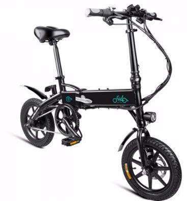 Fiido D1 E-Bike (7.8Ah Akku, 250W Motor, bis 25km/h, faltbar) zu 338€ (EU-Lager)