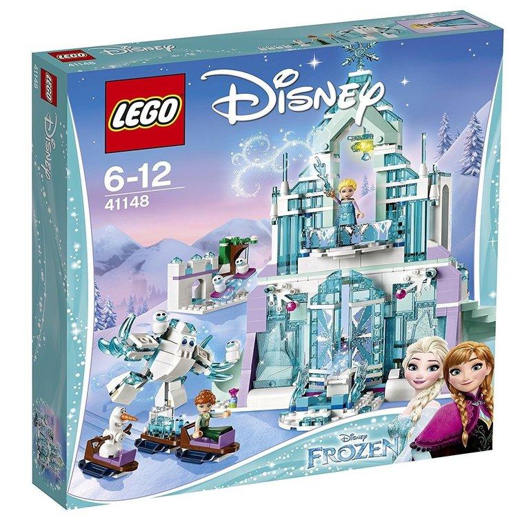 Lego Disney Princess - Elsas magischer Eispalast (41148) für 39,99€ mit Versand