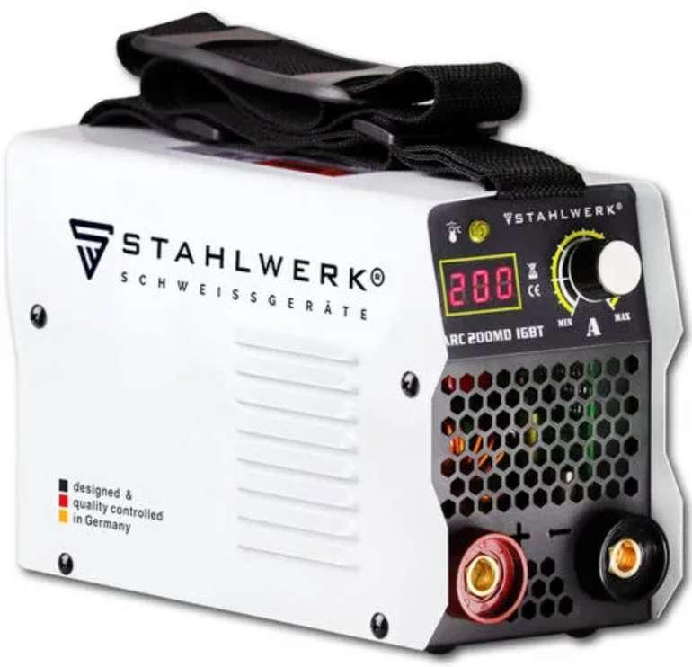 """Stahlwerk Schweißgerät """"ARC 200 MD IGBT"""" mit 200 Ampere für 98€inkl. Versand (statt 128€)"""