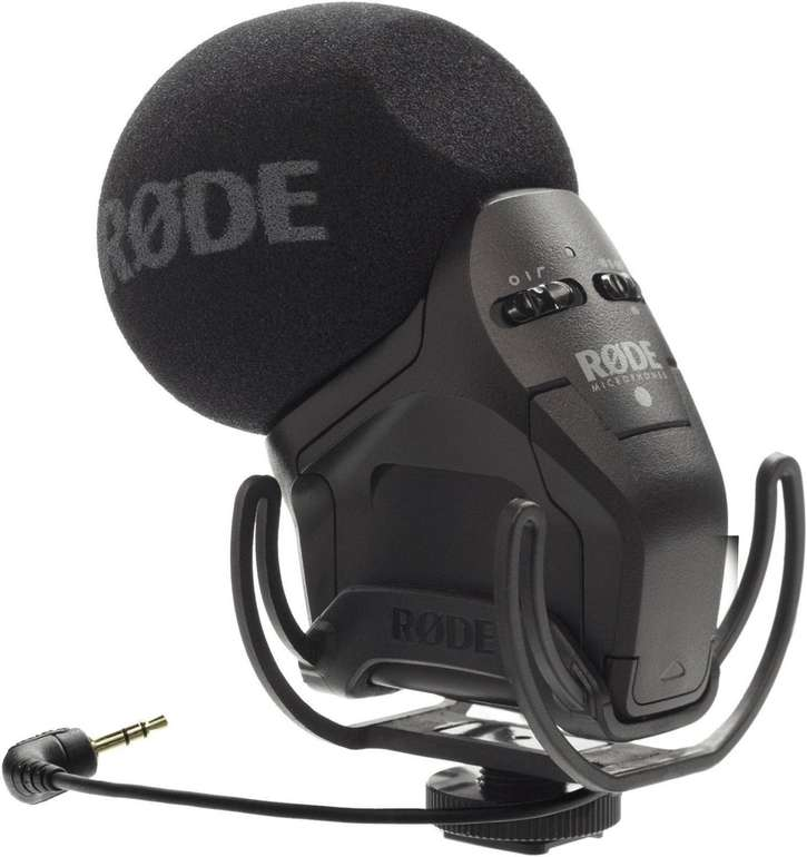 Rode Stereomikrofon Pro Rycote für 133€ inkl. Versand (statt 165€)