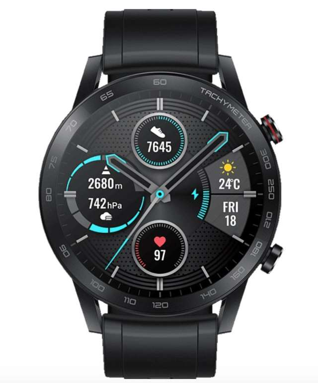 Media Markt Tiefpreisspätschicht - z.B. Honor Magic Watch 2 Smartwatch für 135,50€ (statt 155€)