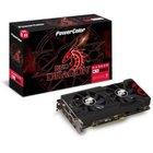 PowerColor Radeon 4GB Grafikkarte RX 570 Red Dragon + 2 Spiele für 117,99€